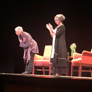 Alice Walker and Arundhati Roy at City Arts & Lectures