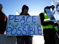 Peace is Possible Creech AFB