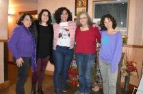 (R-L) Laura_Jennifer_Maisa_Sharon_Cat