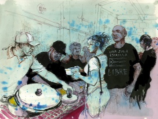 Caguas-kitchen by Molly crabapple