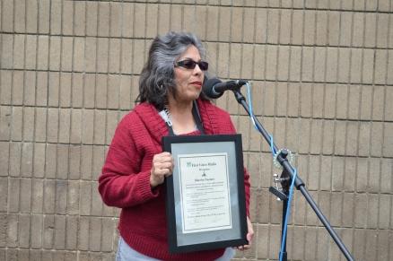 Martha Fuentes Local Community Hero