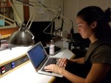 Host Mari Nakagawa