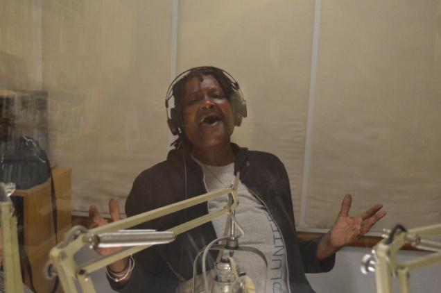 Joy Moore singing Natural Woman
