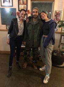 Kendall, Aria, and Mari