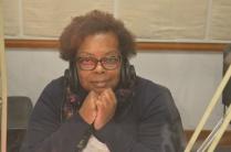 Co-producer Theresa Adams