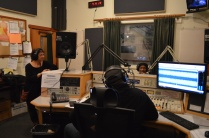 Full Circle Crew on the air