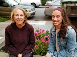 Kenny C and Mama Nancy