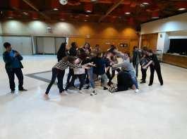 Drama Factory rehersal