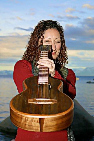 Emily Yates Deployed Musician
