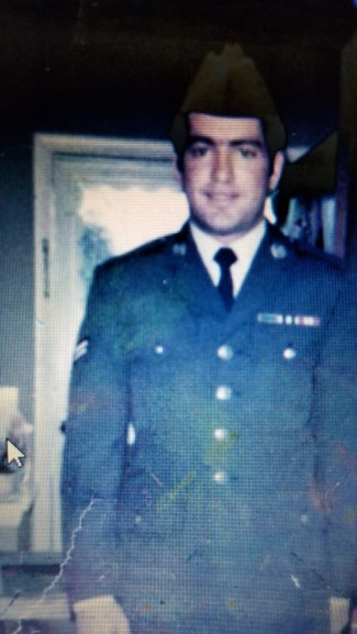 Private Robert Pagano Darlene's brother