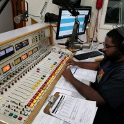 Radio Shaq on the Board