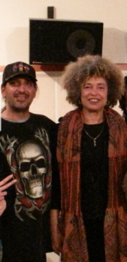 Franklin and Angela Davis