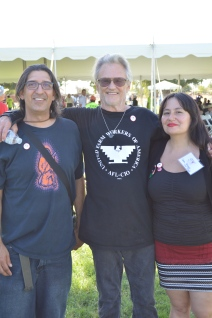 Franklin- Sara Blanco and Kris Krisofferson and the 50th Annaverary of the Great Grape Strike and Boycott in Delano CA